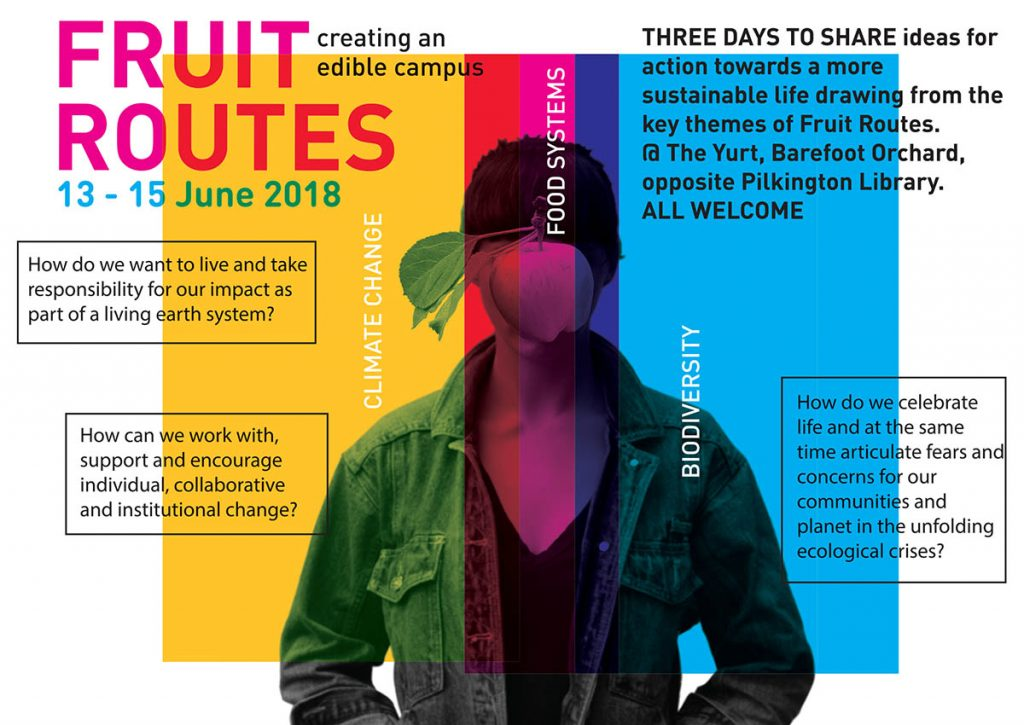Fruit Routes A5 flyer