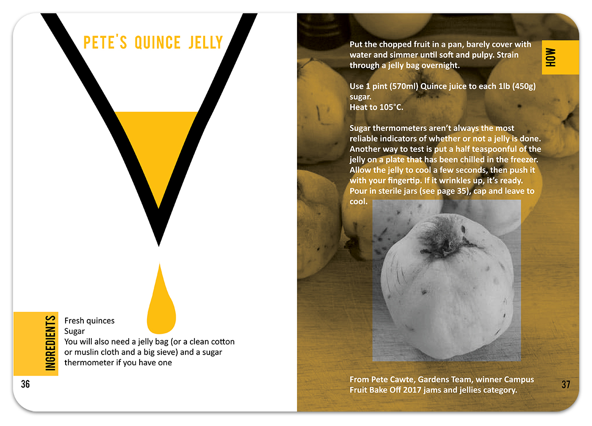 Fruit Routes Recipe Book