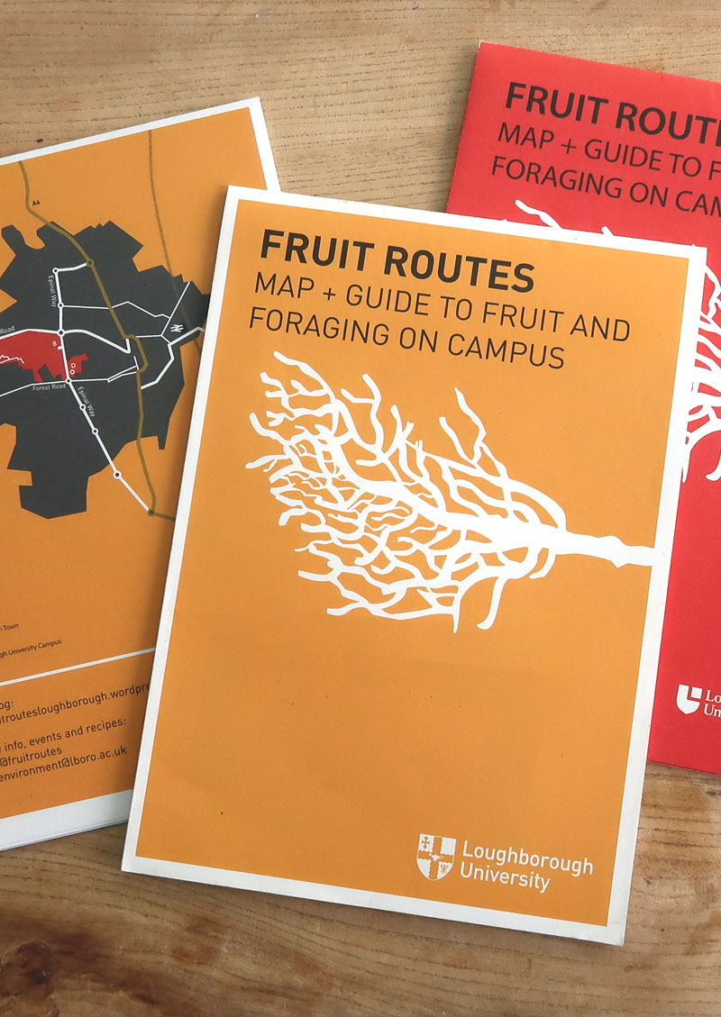 Fruit Routes Maps